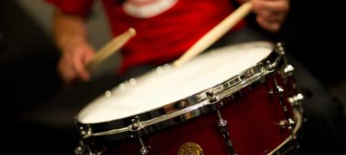 Snare Close Up 6 2500